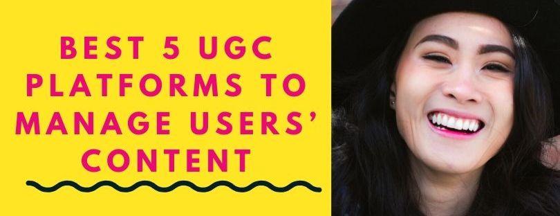 UGC Platform