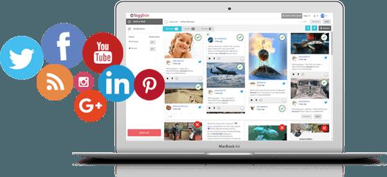 Taggbox-Social-Content-Aggregators