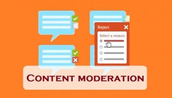 Content-Moderation