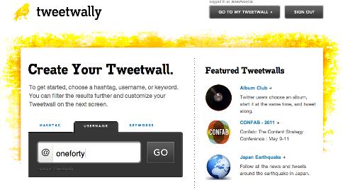 twitter widget for wordpress